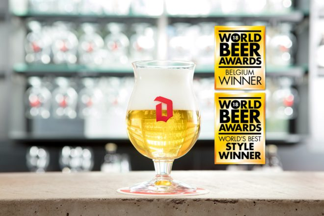 Duvel wins no fewer than 2 medals at the World Beer Awards