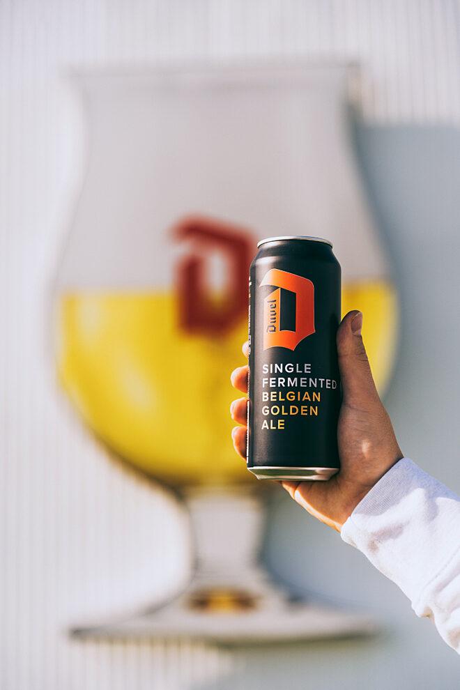 Duvel single fermented
