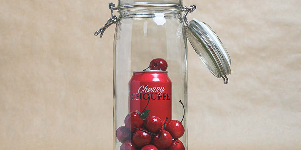 Article 2 Cherry Chouffe 50cl 2