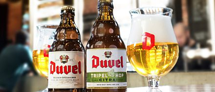 Duvel Tripel Hop permanently available