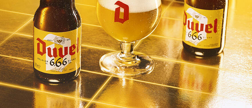 Gold for Duvel 6.66%