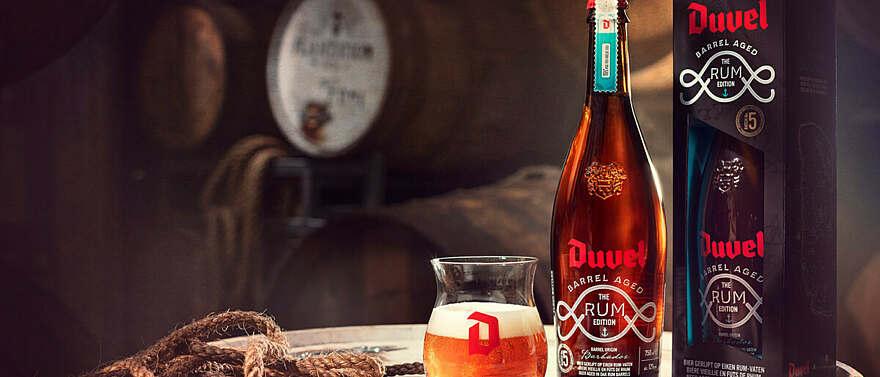 Duvel Barrel Aged, l'édition Rhum