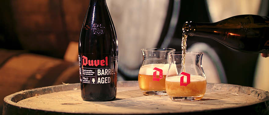 Duvel Barrel Aged 2019 - Bourbon edition