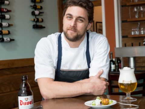 Dine with The Duvel: The Indian Egg