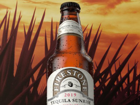 Black Friday: release Tequila Sunrise