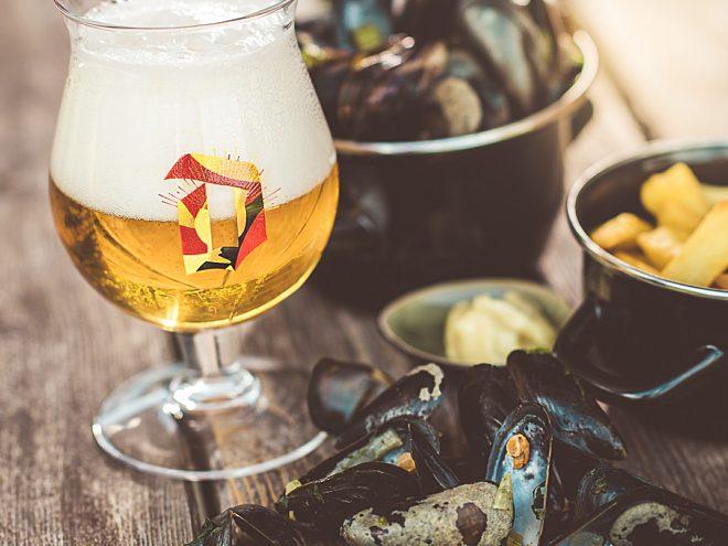 À L'occasion de la fête nationale Belge,  vous avez été #belgeunefois avec Duvel !