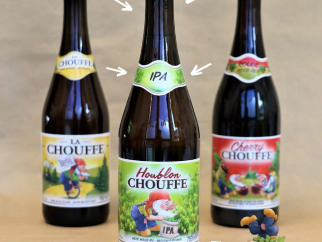 Cherry Chouffe and Houblon Chouffe now available in 75cl bottles