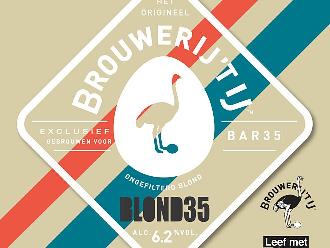 Collab Bar 35 x Brouwerij 't IJ
