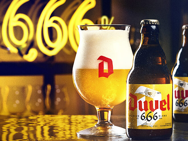 It's new, it's fresh, it's Duvel 6.66%