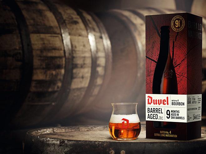 Duvel Barrel Aged 2019