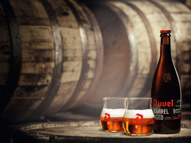 Hemels geduld wordt beloond: Duvel Barrel Aged is klaar
