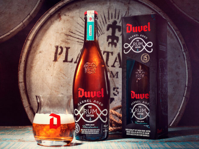 Duvel Barrel Aged, l'édition Rhum